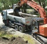 Transport des terres SPW